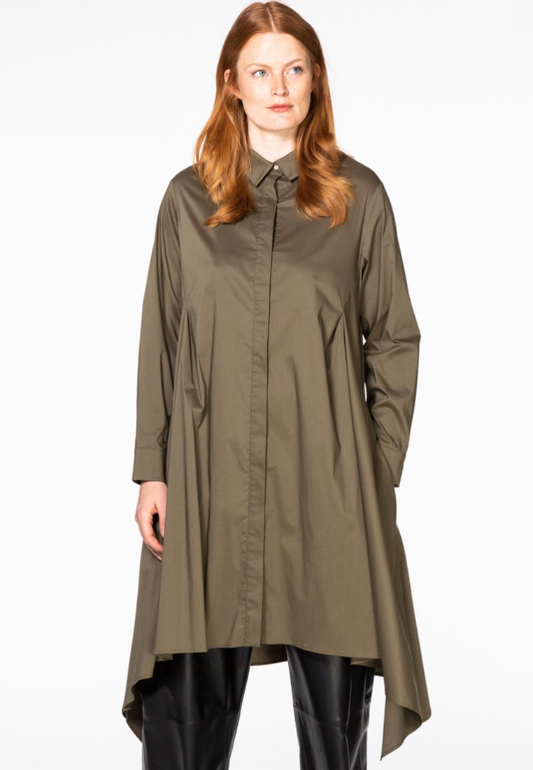 Portraits - Shirt dress - khaki