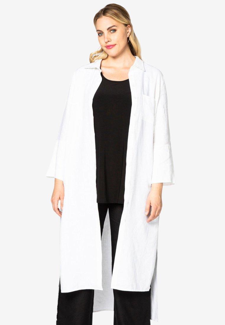 Portraits - Shirt dress - white