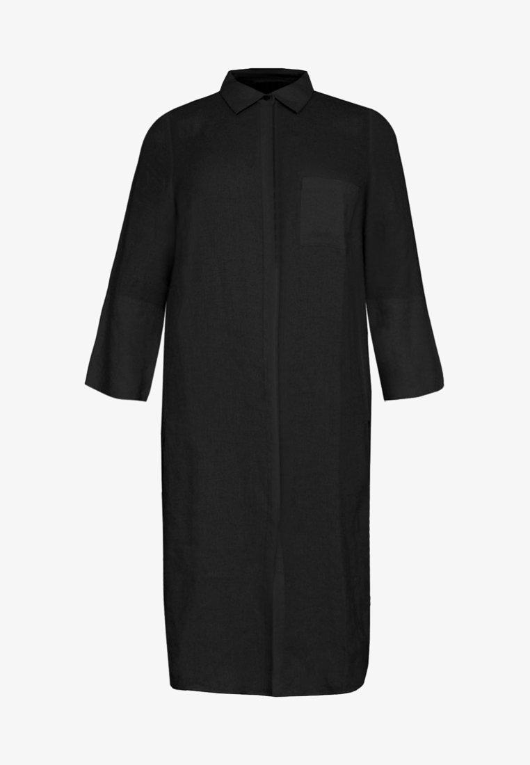 Portraits - Shirt dress - black