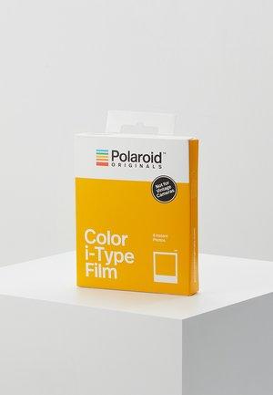 FILM FOR I-TYPE 8 PACK - Fotopapier - color film