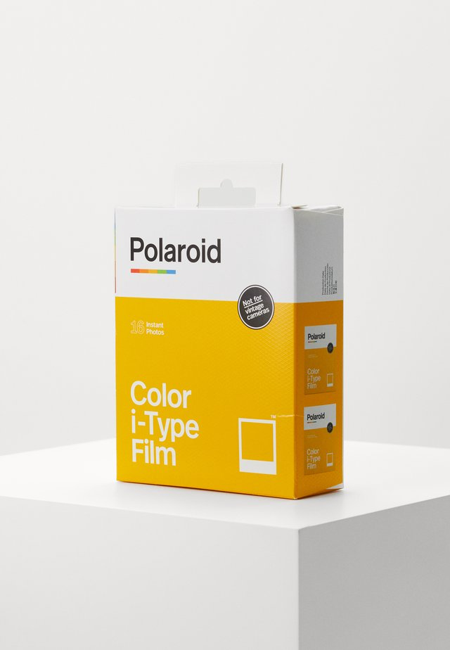 FILM FOR I-TYPE  16 PACK - Kamerafilm - multicoloured