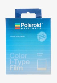 Polaroid Originals - COLOR FILM FOR I-TYPE - Fotopapier - summer blue - 1