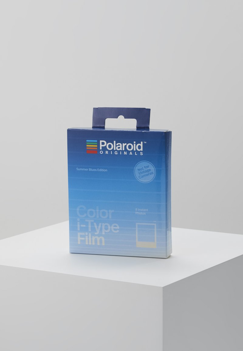 Polaroid Originals - COLOR FILM FOR I-TYPE - Övrigt - summer blue