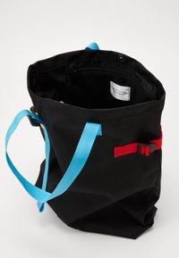Polaroid - STOCKHOLM X SANDQVIST - Tote bag - black - 2