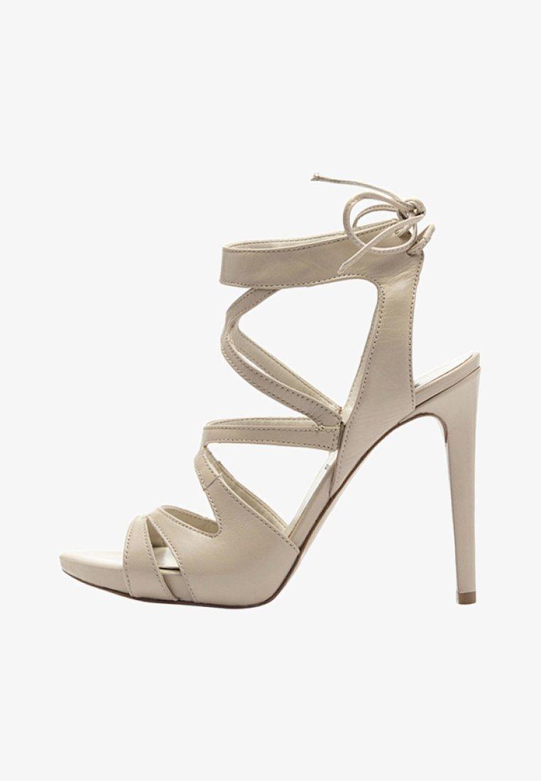 PoiLei - High heeled sandals - beige