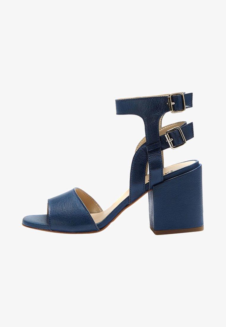 PoiLei - High Heel Sandalette - blue