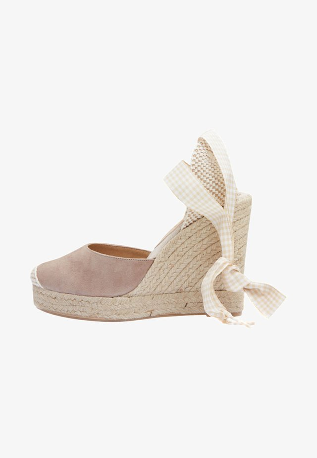 BELLA - Wedges - beige