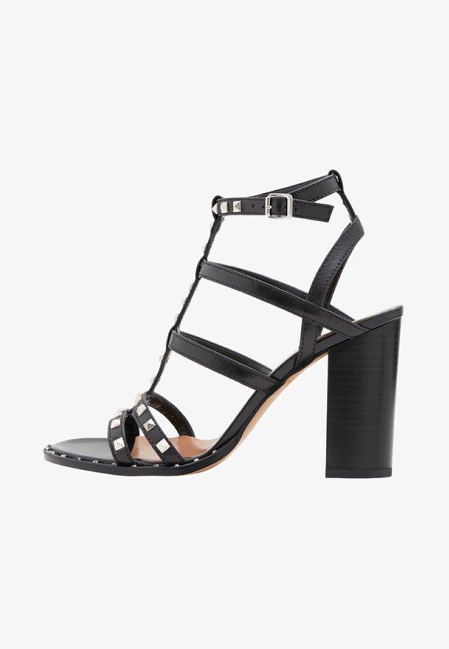 ANIA - High Heel Sandalette - black