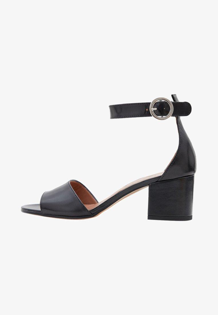 PoiLei - CELIA - Sandals - black