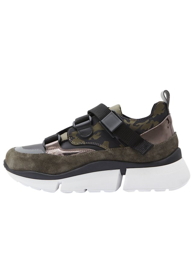 ROJA - Sneakers laag - olive