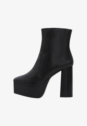 ROBERTA - High Heel Stiefelette - black