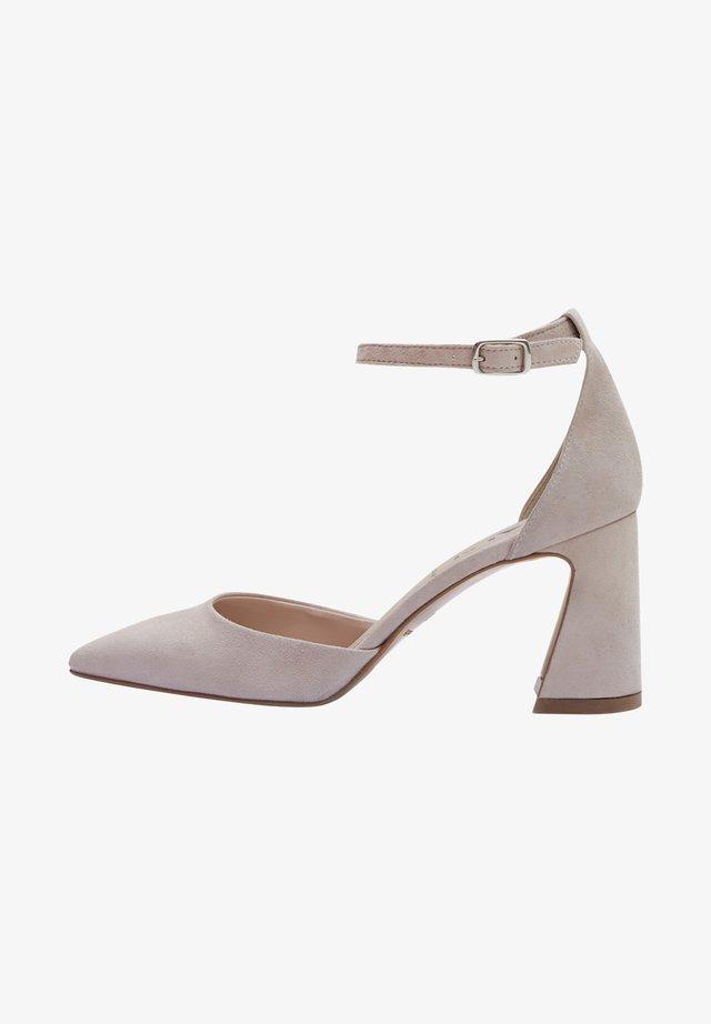 ALLEGRA - Classic heels - nude