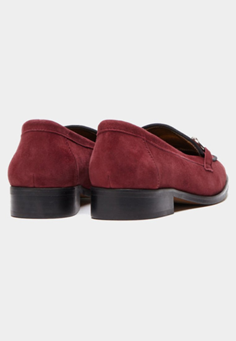 Poilei Greta - Slipper Bordeaux Black Friday