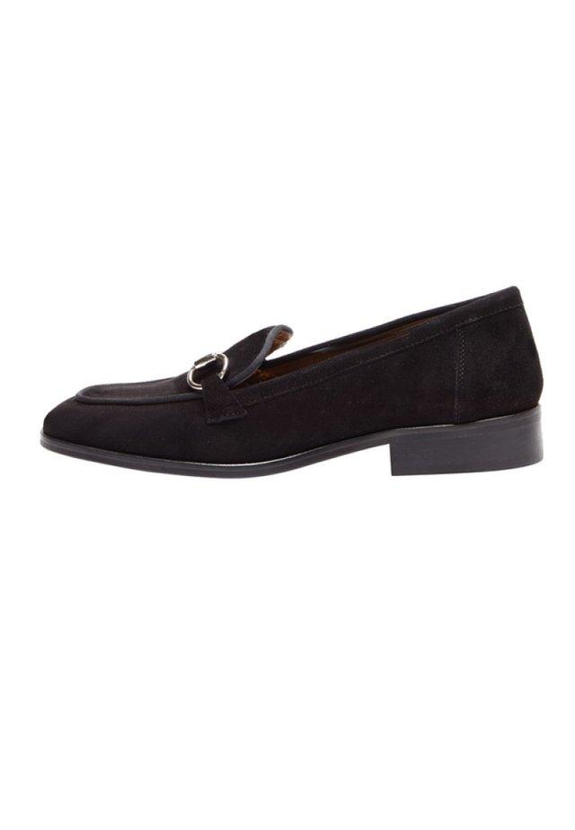 GRETA - Slipper - black