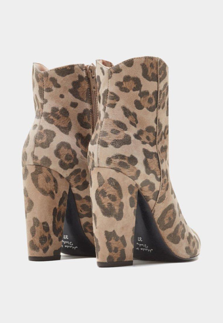 PoiLei ANESSA - High Heel Stiefelette - brown 13GZlP