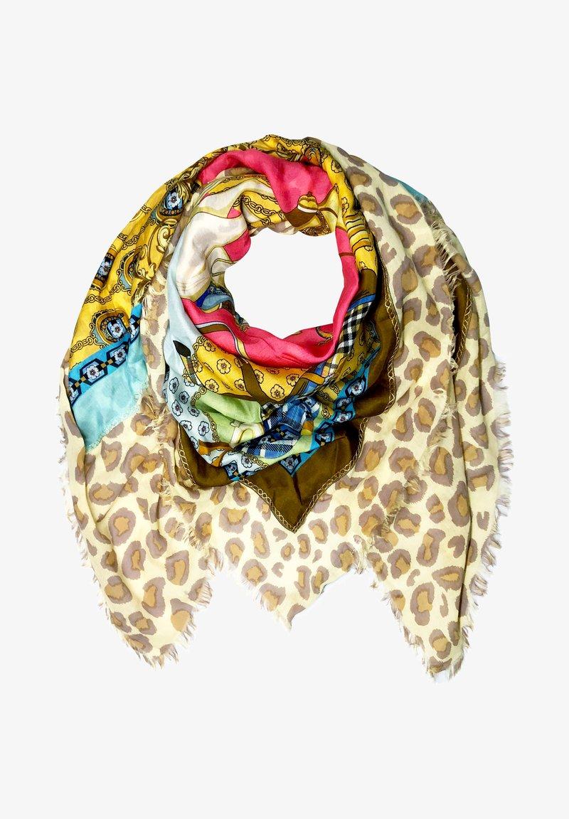 Plomo o Plata - Tørklæde / Halstørklæder - multi-coloured