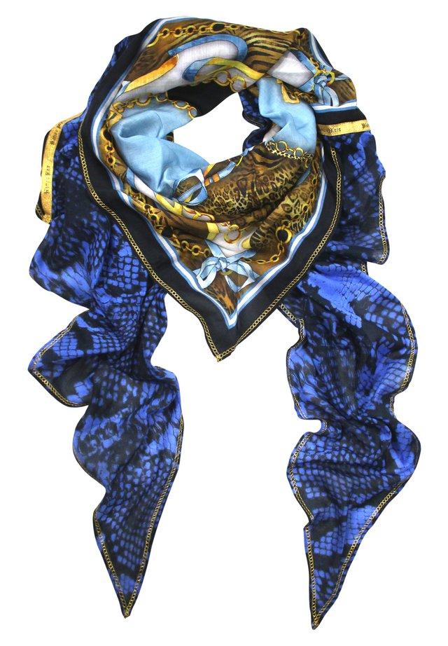 PLOMO O PLATA TUCH - Sjal / Tørklæder - blue