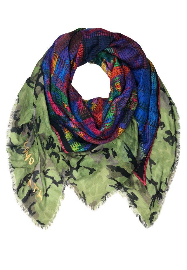Tørklæde / Halstørklæder - mehrfarbig