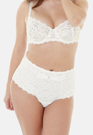 PARADOXE - Lingerie sculptante - white