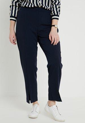 RARO TROUSERS - Pantalon classique - marine blau