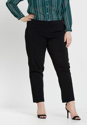 REGGIA TROUSERS - Pantalon classique - schwarz