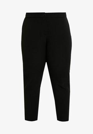 RENNA - Spodnie materiałowe - nero
