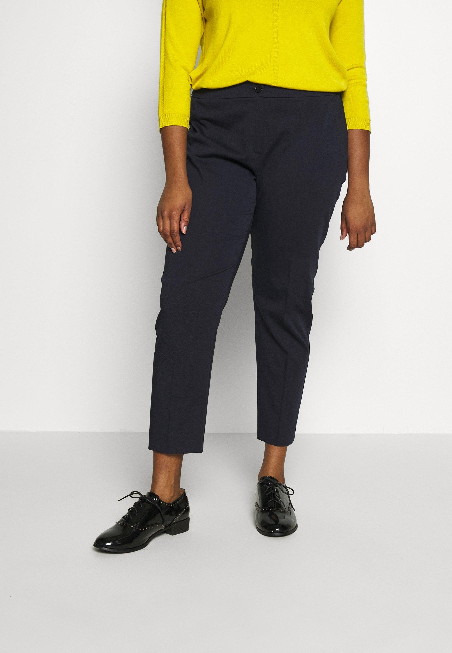 Persona by Marina Rinaldi RAID - Spodnie materiałowe - blu marino