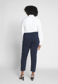 Persona by Marina Rinaldi - REGINA - Spodnie materiałowe - blu marino - 2