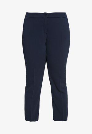 REGINA - Kalhoty - blu marino