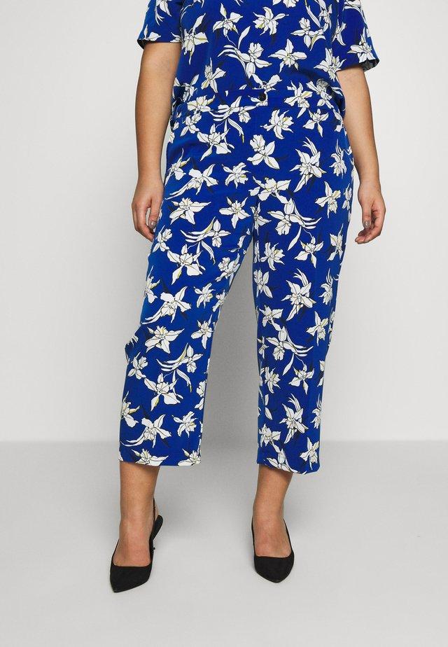 RAMON - Trousers - bluette