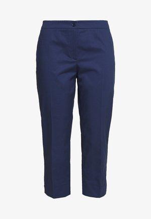 RICCI - Kalhoty - blu marino