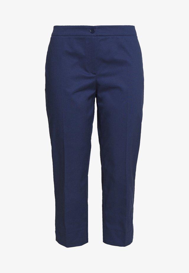 RICCI - Spodnie materiałowe - blu marino
