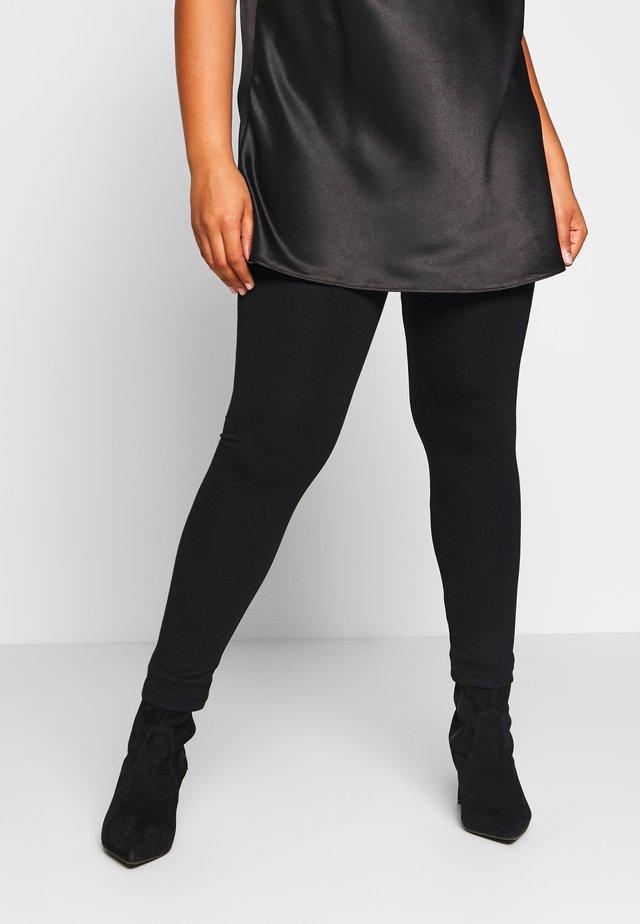 OFELIA - Leggings - Trousers - nero