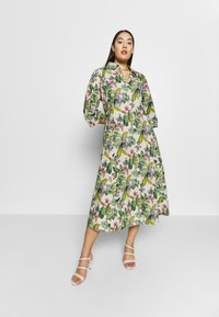 Persona by Marina Rinaldi - DODICI - Shirt dress - multicoloured - 1