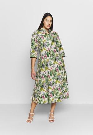 DODICI - Shirt dress - multicoloured