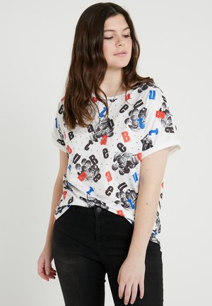 VALIGIA - T-shirt z nadrukiem - weiss