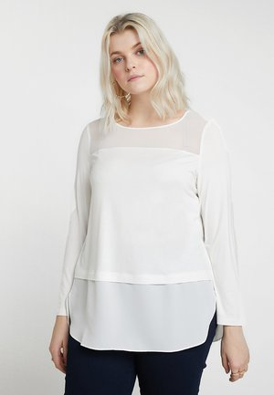 VENUS - Pitkähihainen paita - weiss