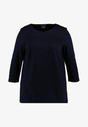 ONIRICO BLOUSE - Pitkähihainen paita - dark blue