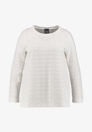 OSARE - Pullover - bianco