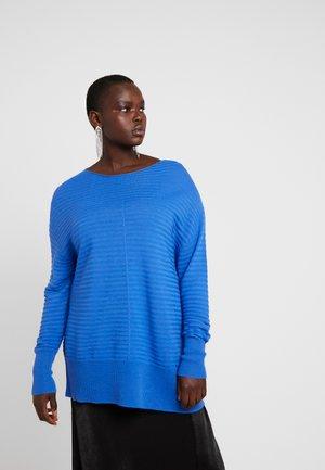 ALAGGIO - Jumper - blue
