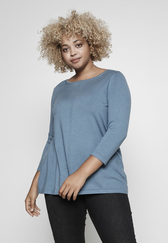 ADRI - Sweter - azzurro