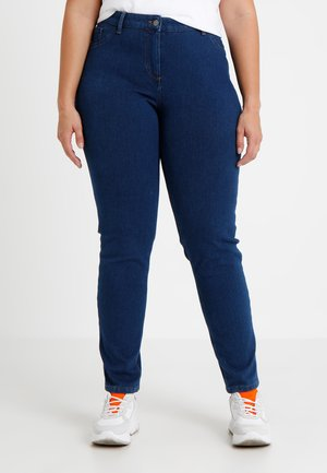 IGOR - Farkkuleggingsit - mid blue denim