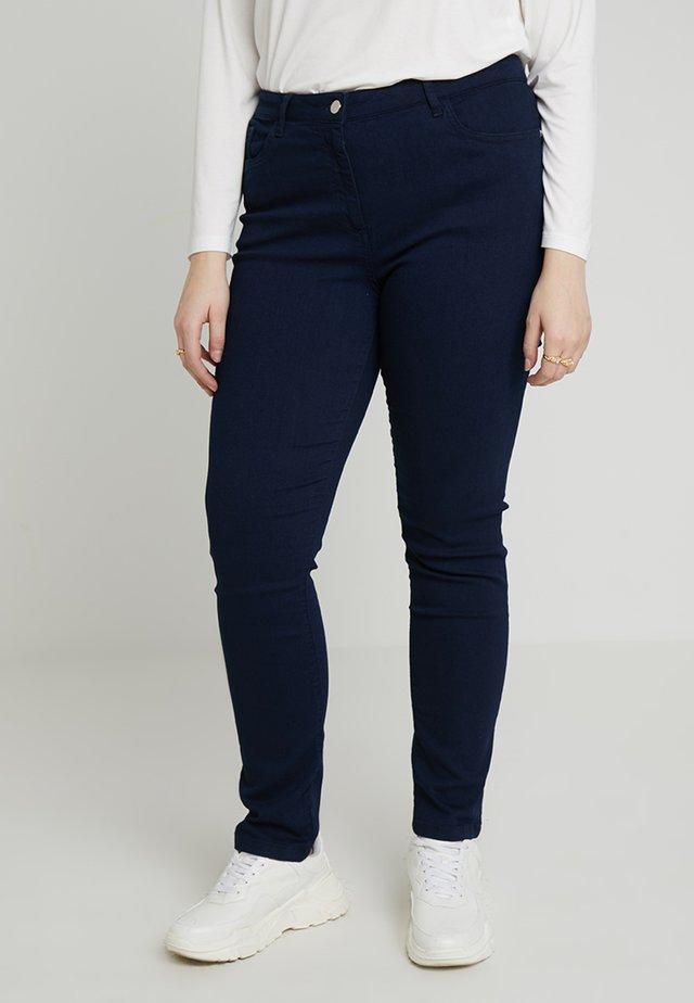 IDOLO - Jeans Skinny Fit - marine blau