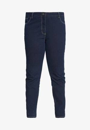 ICONA - Slim fit -farkut - blu marino