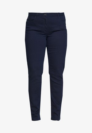 IAURES - Jeans slim fit - blu marino