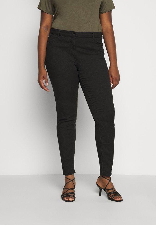 IESI - Jeans slim fit - black
