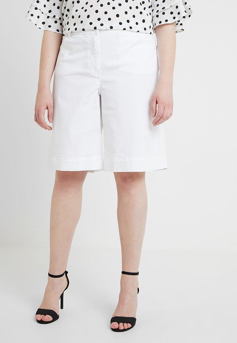 Persona by Marina Rinaldi - RICCI  - Shorts - bianco ottico