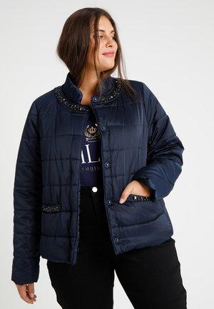 PERLA OUTERWEAR - Winter jacket - navy blue