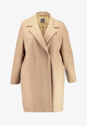 OLTRE - Płaszcz wełniany /Płaszcz klasyczny - camel