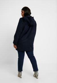 Persona by Marina Rinaldi - NATIVO - Classic coat - blu marino - 2